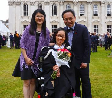Parents' Love Knows No Bounds: The Loh Family's Story