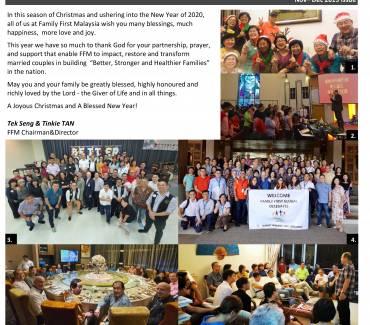 FFM Nov and Dec Newsletter
